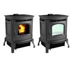 Absolute 43 Pellet Stove - Black
