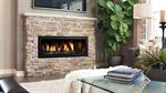 HZ40 Gas Fireplace Electronic Ignition - LP