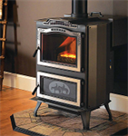 Alternate Heating Systems purchased the coal stove, coal and wood ...