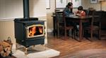 Large Fire Box - Wood Stove