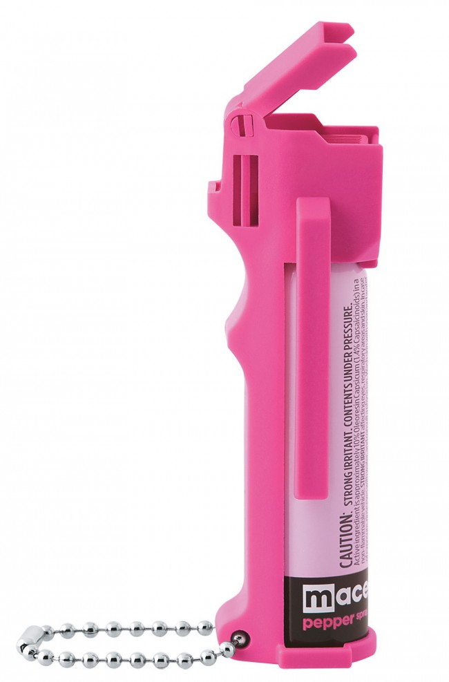 Mace Hot Pink Pepper Spray, Personal model